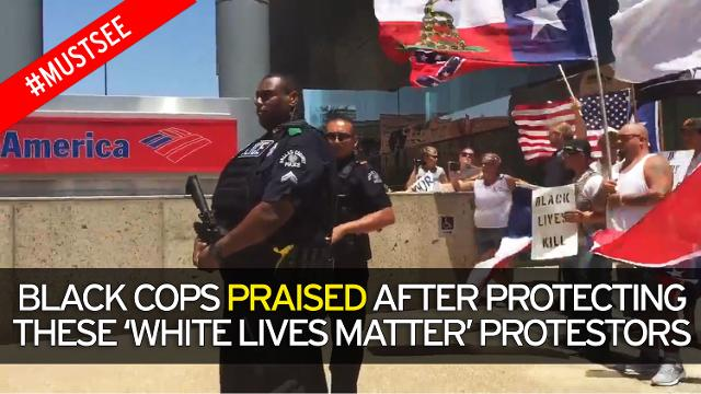 'White Lives Matter' Movement Pines For A More Racist Past