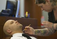 Judge Allows White Supremacist To Cover His Nazi Tattoos So Jurors Can Treat Him Fairly