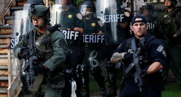 Race Soldiers Have Been Infiltrating Police Departments For Years - FBI Report
