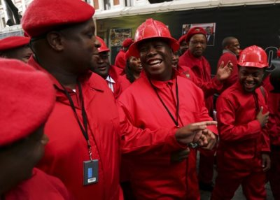 Economic Freedom Fighters Emerges As Kingmaker After South Africa Elections