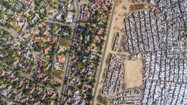 South Africa Is The World's Most Unequal Country