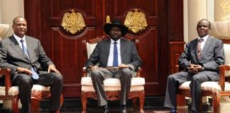 South Sudan's President Wins Over Opposition Opposition, Consolidating Govt Position