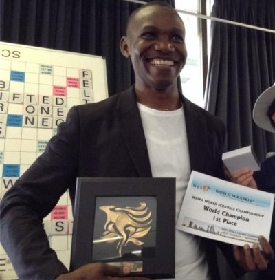 Nigerian World Scrabble Champion Denied Visa By French Embassy