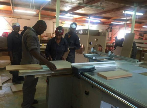 This Kenyan Furniture Maker Is Africa's Answer To Ikea
