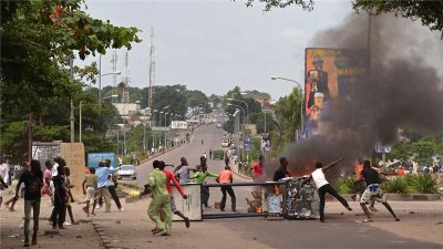 Anti-Kabila Protests Erupt Across DR Congo's Capital