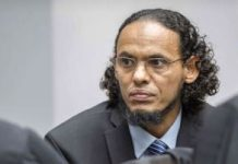 Arab Terrorist Convicted Of Destroying African Heritage In Timbuktu