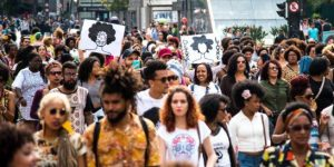Brazil's Black Hair Revolution Continues! Photos From The Curly/Kinky Hair Pride March