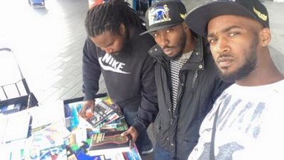 Brothers Assaulted And Arrested For Distributing Black Literature In London