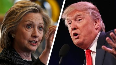 Clinton And Trump Neck And Neck In The Polls