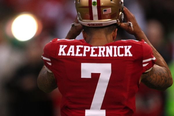 Kaepernick's Jersey Sales Jump To No. 1 — Proving Police And Media Lies Are Not Working