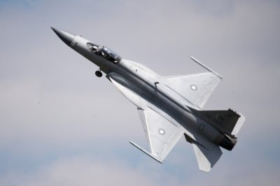 Nigeria To Buy JF-17 Fighter Aircraft From Pakistan