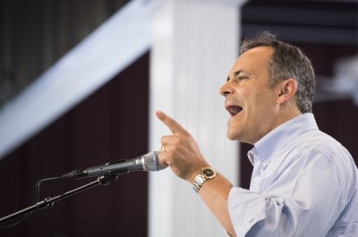 Kentucky Gov. Matt Bevin Warns Of Coming Violence And Bloodshed