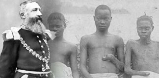 Europe's Forgotten 'Hitler' Killed Over 10 Million Africans