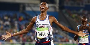 The Shocking Racist Abuse Suffered By Mo Farah On A Delta Airlines Flight Home From Rio
