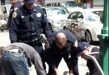 Shocking Abuse: Man Tied Up And Put Inside A Body Bag By NYPD Thugs