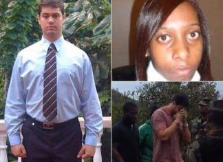 Swirling Gone Wrong: White Knight Murders His Wife Then Stuffed Her In A Suitcase On Their Anniversary