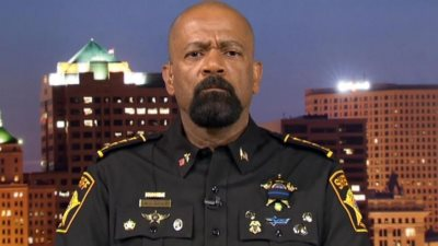 Milwaukee Man's Death At Jail Run By Black White Supremacist David Clarke Ruled A Homicide