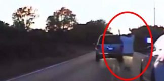 Video Shows White Race Soldiers In Tulsa Murdering Terence Crutcher Wile His Hands Were Up