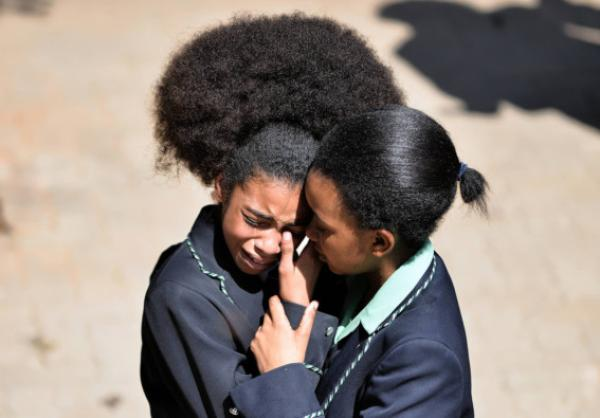 Black Hair, Sharp Scissors And The Totality Of White Power In South Africa