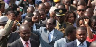 Western Countries Funding Protests In Zimbabwe To Destabilize The Country