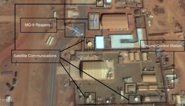 America Building $100 Million Drone Base In Niger