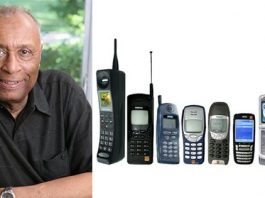 Meet Henry T. Sampson -- The Man Who Created The First Cell Phone Back In 1971