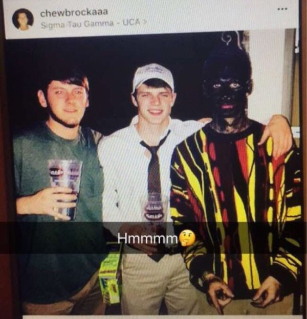 UCA Student Expelled For Innocently Wearing His Bill Cosby Halloween Costume