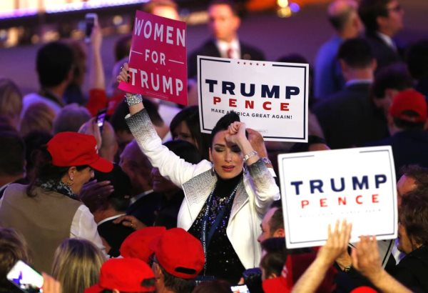 Trump's Victory And The Duping Of Black Women By White Feminists
