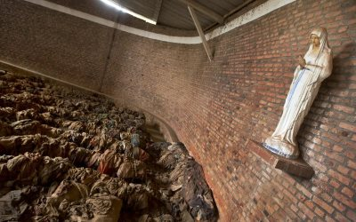 Catholic Church Apologize For Its Role In The 1994 Rwandan Genocide