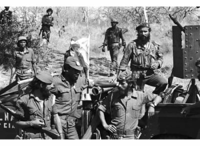 Fidel Castro's Many Military Interventions In Africa