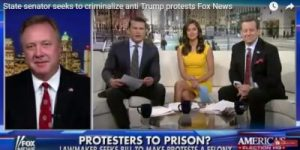 """Proposed New Bill Would Charge Protesters With """"Economic Terrorism"""""""