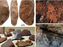 40,000-Year-Old Tools Used By Stone Age Artisans To Create Body Paint Discovered In Ethiopian Cave