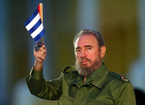 Fidel Castro, Cuba's Former President, Has Died At Age 90