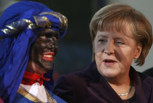 German TV Creates Controversy Over Blackface Comedy Sketch