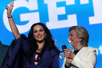 Hillary Clinton's Celebrity Feminism Was A Huge Failure