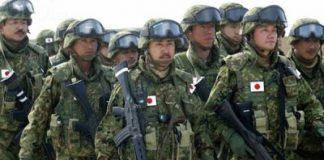 Japanese Troops Land In South Sudan, Given First Fighting Mandate Since WW2