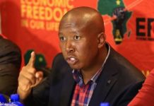 Julius Malema Reiterates Pledge To Seize African Land From White Settlers