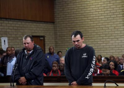 White Settlers Who Forced African Man Into Coffin Charged