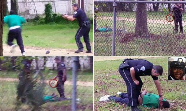 South Carolina Cop Staged Scene After Shooting Black Man: Prosecutor