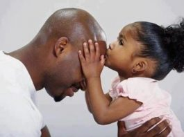 A Real Father Can Never Be Replaced
