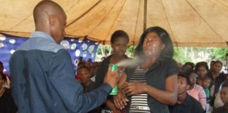 Pastor Condemned For Spraying Church Members With Insecticide In Fake Miracle