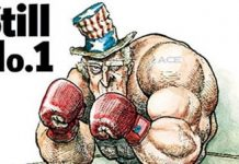 US In Dramatic Decline, No Longer A Superpower?