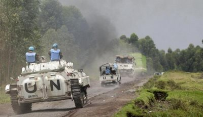 Blast In Eastern Congo Injures 32 UN Soldiers