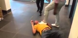 White Supremacist Gets Knocked Out After Harassing Black Man Then Plays The Victim