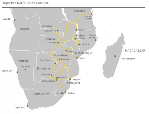 11 Massive Infrastructure Projects That Are Reshaping Africa
