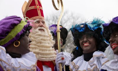 Are We About To See The End Of Europe's Racist Black Pete Tradition?