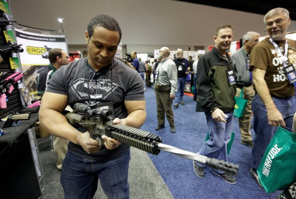 Gun Sales On The Rise As Blacks Tool Up