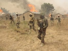Nigerian Army Captures Last Boko Haram Stronghold
