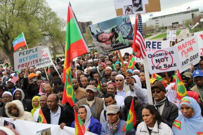 Influencing Ethiopia's Politics From Washington