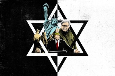 How Jews Became White — And May Become Nonwhite Under Trump